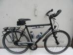 Multicycle Extreme toer-vakantiefiets met Rohloff nr. nw6800