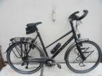 Multicycle Jobber, zeer grote toer-vakantiefiets nr. V4135